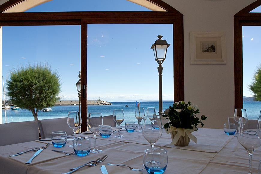 Hotel Marinella, Island of Elba